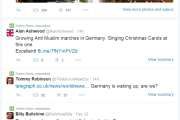 UKIP official retweets pro‑PEGIDA comments