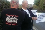 Isle of Wight EDL leader pleads guilty to racially or religiously aggravated harassment