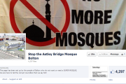 Men fined £600 for threatening to 'torch' and 'blow up' Astley Bridge mosque on Facebook