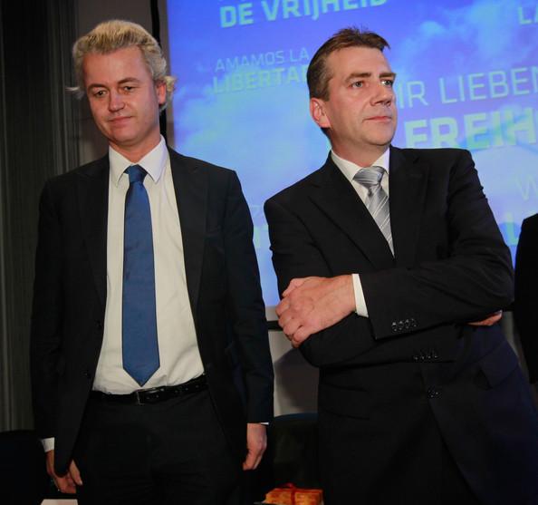 Stadkewitz with Wilders
