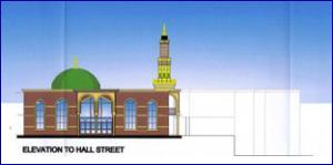 Dudley mosque plan