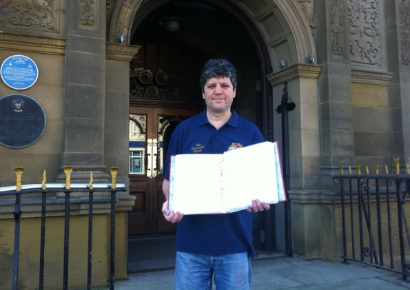 Blackpool anti-mosque petition