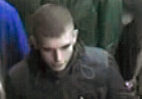 City and Holbeck Police CCTV image