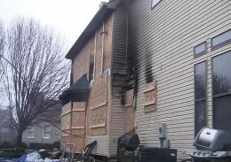 Hilliard arson