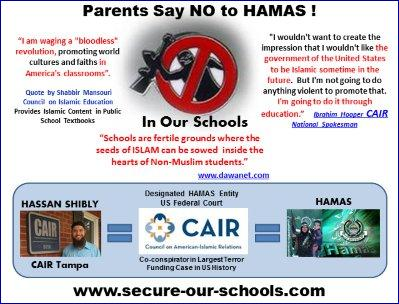 Parents Say NO to HAMAS!