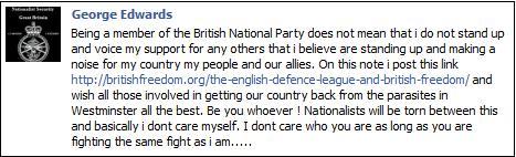 George Edwards BNP EDL(2)
