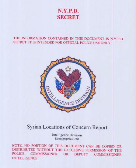 NYPD secret report2