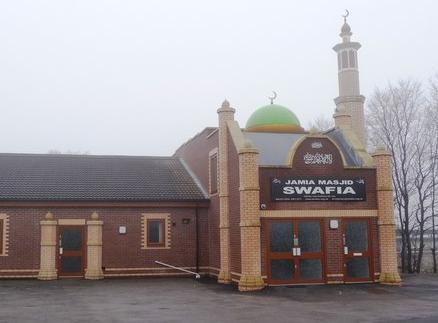 Jamia Masjid Swafia