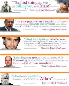 AFDI anti-Islam ads