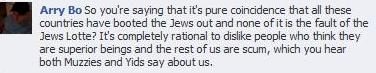 Andy Hughes on Muslims and Jews (2)