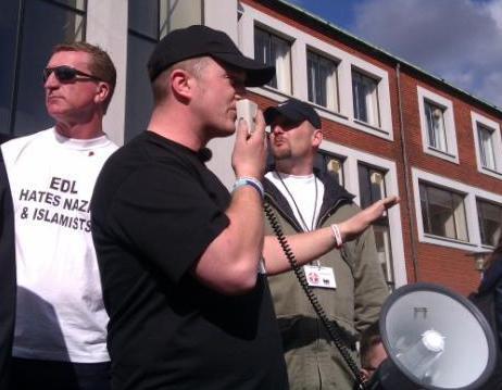 EDL Aarhus demo