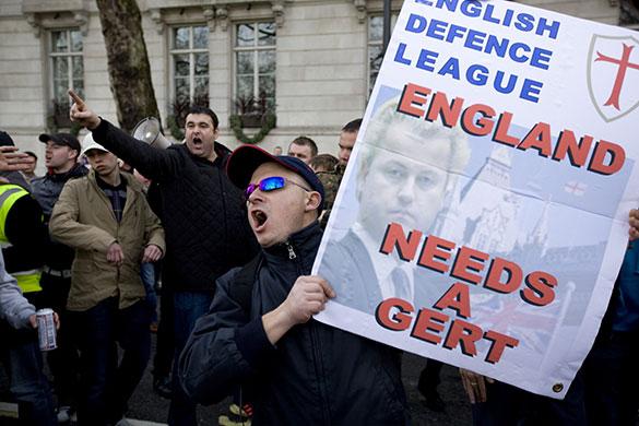 EDL England Needs a Gert