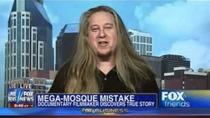 Eric Allen Bell mega-mosque mistake