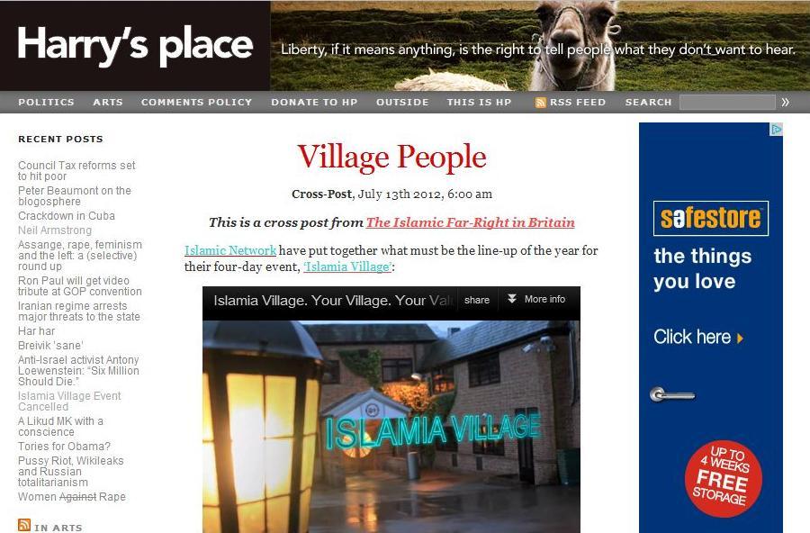 HP-IFRB Islamia Village