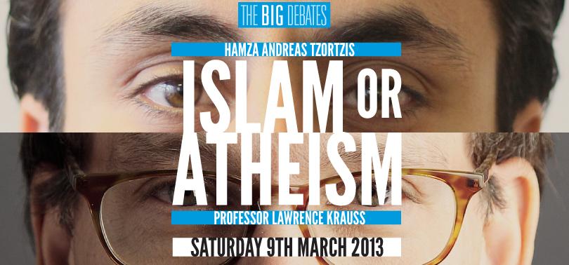 Islam or atheism debate