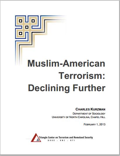 Muslim-American Terrorism report