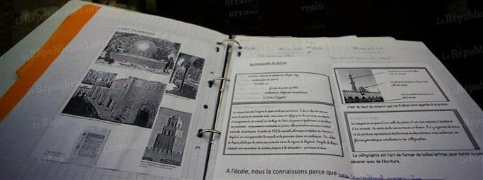 Notre Dame Islam course