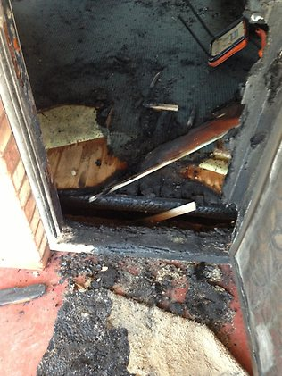 Whyalla mosque arson