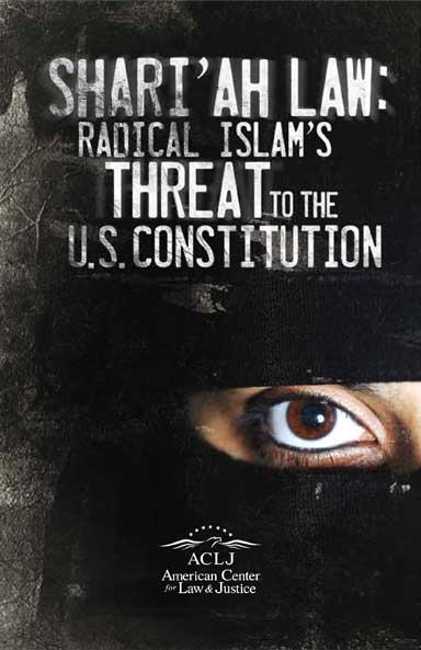 ACLJ Shari'ah Law booklet