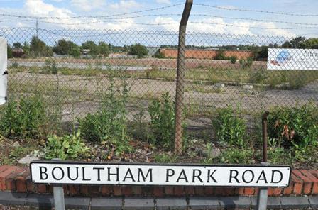 Boultham Park Dairy site