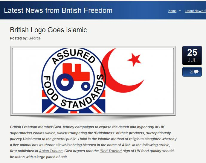 British Freedom Glen Jenvey