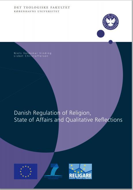 Danish Regulation of Religion report