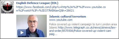 EDL Pat Condell