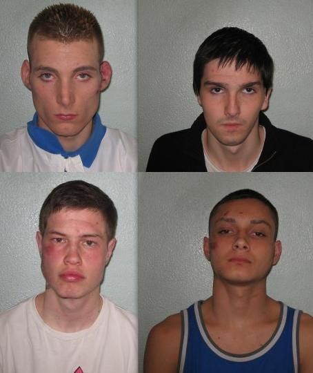 EDL Redbridge thugs