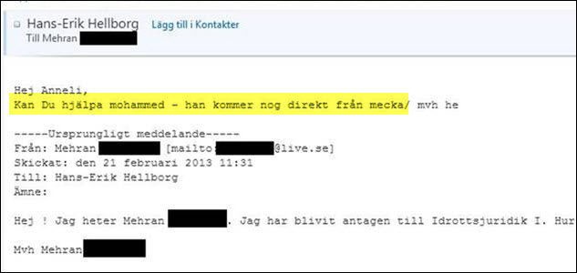 Hans-Erik Hellborg email