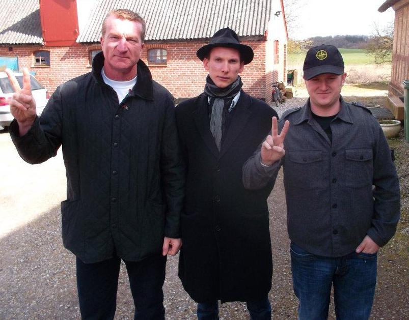 Isak Nygren and friends