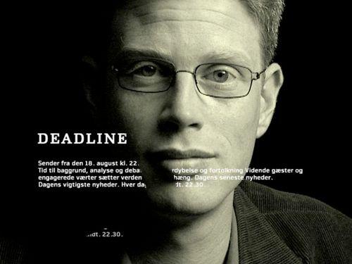 Martin Krasnik Deadline