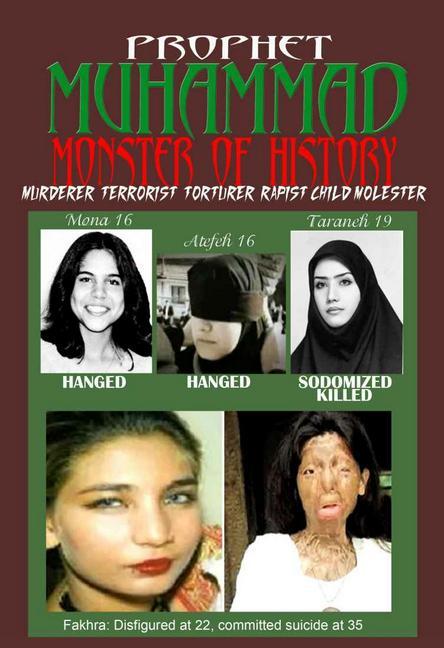 Prophet Muhammad Monster of History