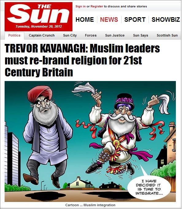 Sun Muslim integration