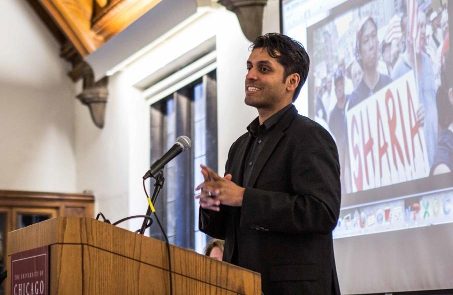 Wajahat Ali at University of Chicago