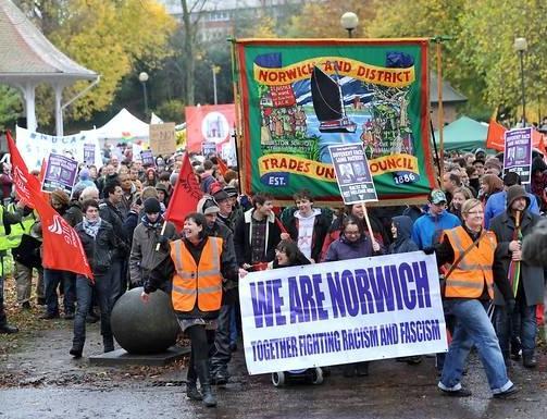 We Are Norwich demo (2)
