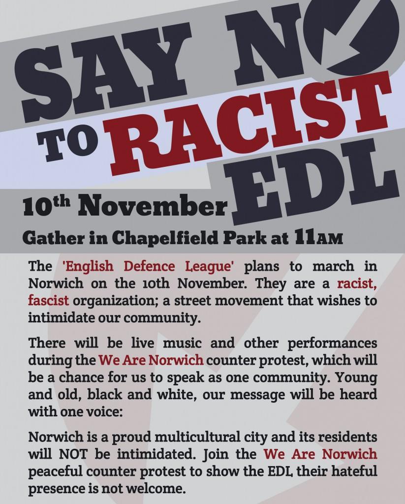 We Are Norwich demo