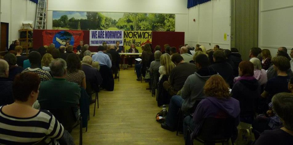 We Are Norwich public meeting