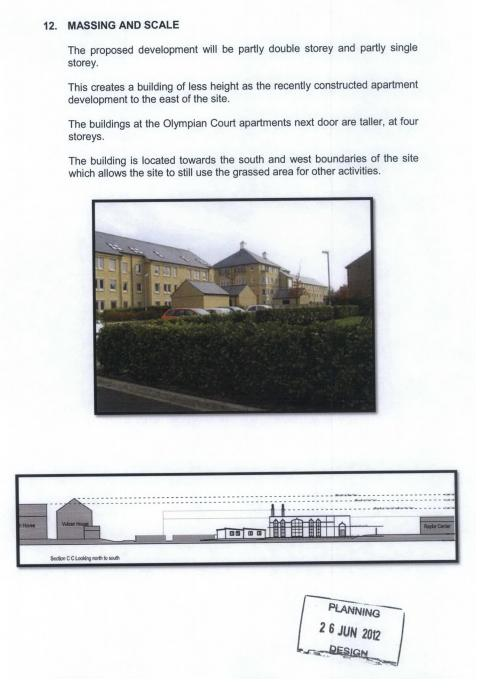York mosque plan