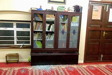 Gillingham mosque attack