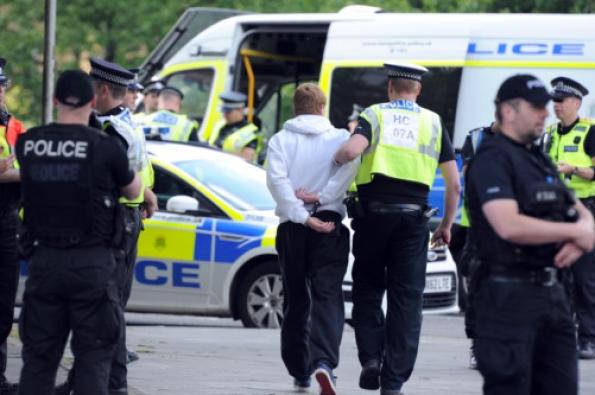 Jami Mosque arrest