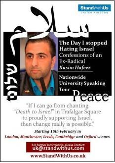 Kasim Hafeez Stand With Us