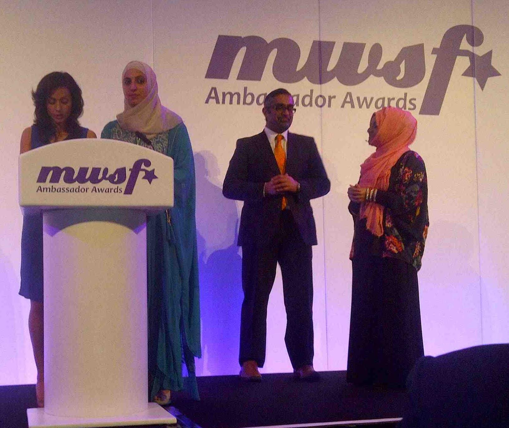 MWSF Awards 2
