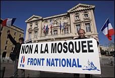 Non a la Mosquee