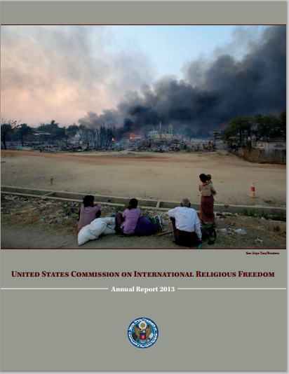 USCIRF Annual Report 2013