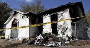 Wichita mosque arson