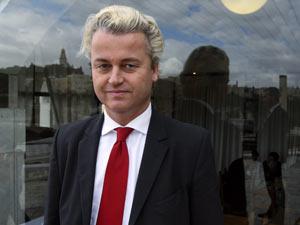 Wilders in Israel