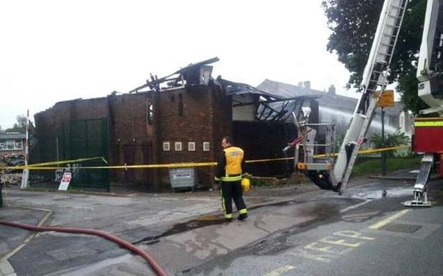 Bravanese Centre fire