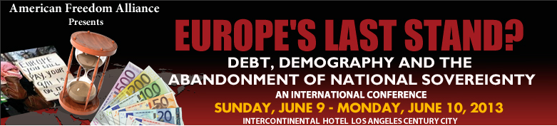 Europe's Last Stand conference