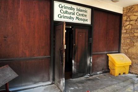 Grimsby Islamic Cultural Centre arson