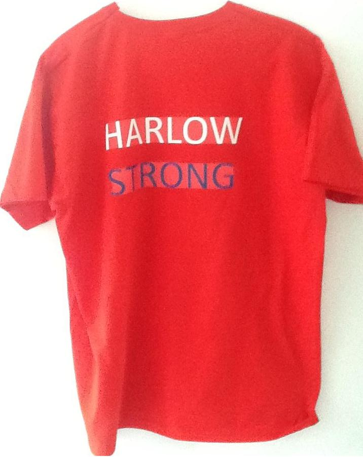 Harlow Strong t-shirt